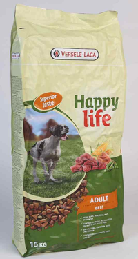 Hundefutter Happy life ADULT (Bento)